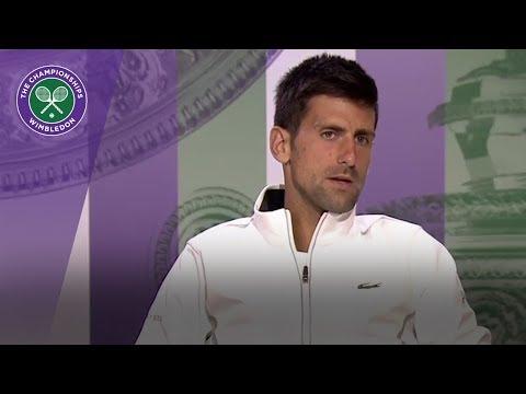 Novak Djokovic Wimbledon 2017 third round press conference