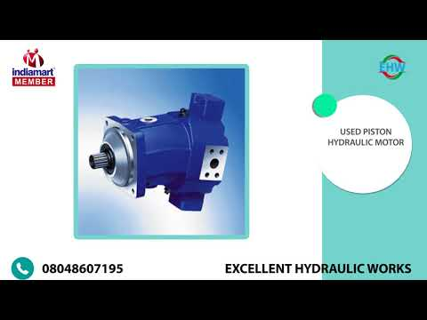 Hydraulic Steering and Piston Pumps By Excellent Hydraulic Works, New Delhi