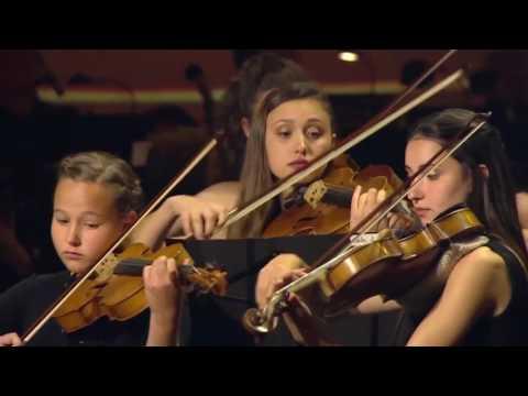 Perlman Music Program Student Performance at the 2016 Genesis Prize Award Ceremony