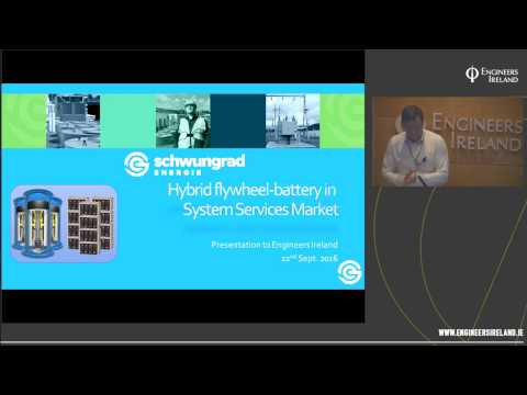 Flywheel/Battery Hybrid & Controls for Grid Stabilisation