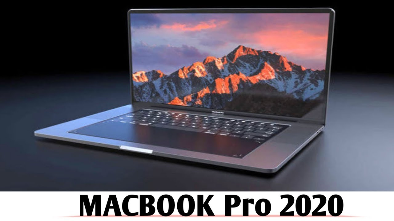 New Macbook 2020.Macbook Pro 2020 Vision Edition Introduction Macbook