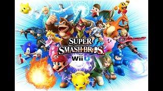Super Smash Bros. WiiU Before Smash Ultimate Log 15 with YouTube Viewers