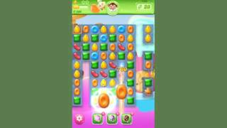 Candy Crush Jelly Level 143  -  no boosters