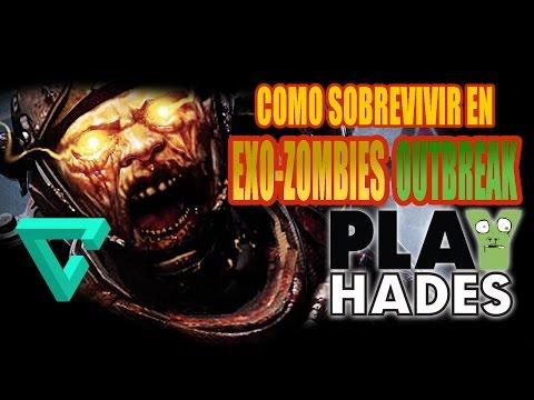 Guia Para Sobrevivir Outbreak Exo-Zombies Call of Duty Advanced Warfare