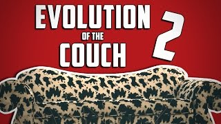 EVOLUTION OF THE COUCH 2 • A Cow Chop Compilation