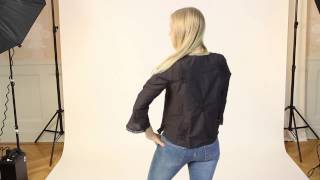 Odd Molly Cotton Silk Blouse
