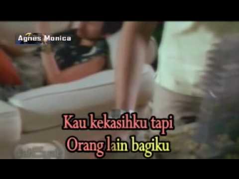 Agnes monica-Teruskanlah (karaoke with lyrics)