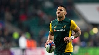 Folau 'farce' was 'badly handled from the beginning'