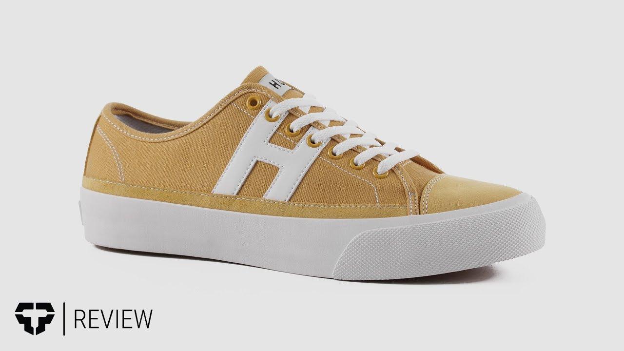 d57ed61d05e HUF Hupper 2 Lo Skate Shoes Review - Tactics.com - YouTube