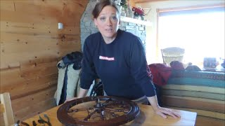 spinning wheel mc demontering