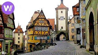 Die Entdeckung Der Mittelalterlichen Stadtplanung  Doku Von 2004