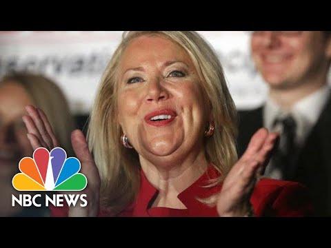 Republican Debbie Lesko Celebrates Apparent Arizona Special Election Win | NBC News