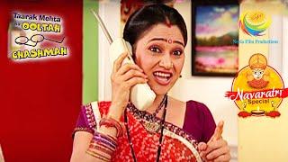 Gokuldham To Celebrate Navaratri In Desi Style!   Taarak Mehta Ka Ooltah Chashmah  Navaratri Special