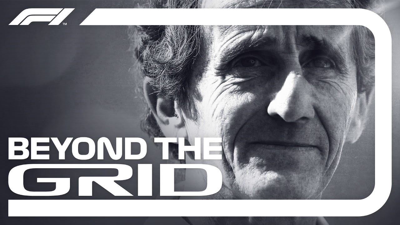 Alain Prost Interview | Beyond The Grid | Official F1 Podcast