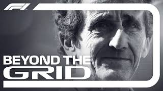 Alain Prost Interview   Beyond The Grid   Official F1 Podcast