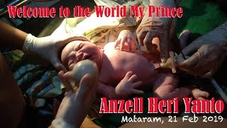 Welcome to the World Anzell, Bringer of Peace & Joy