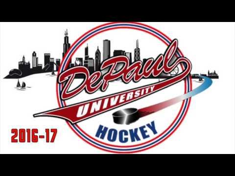DePaul Hockey 2016-17