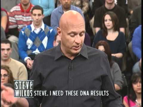 Steve, I Need These DNA Results (The Steve Wilkos Show)