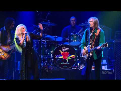 Stevie Nicks With Tom Petty & The Heartbreakers Stop Draggin My Heart Around HD