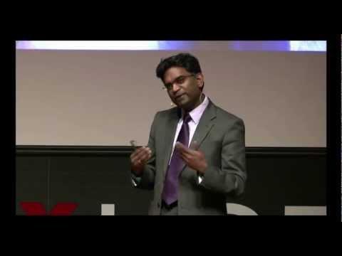 The Future of Water: Dr. Kalanithy Vairavamoorthy at TEDxUSF