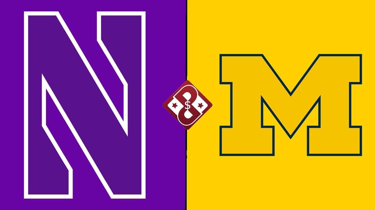 Michigan vs. Northwestern odds, line: 2021 college football picks ...