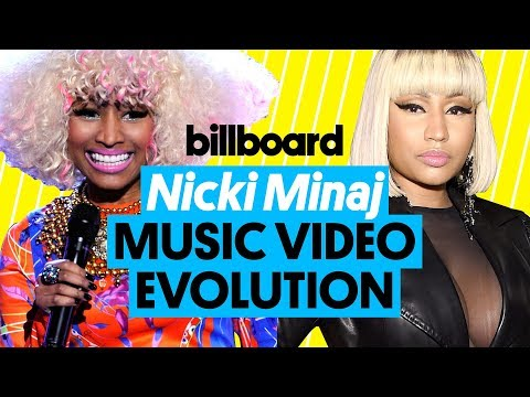 Nicki Minaj Music Video Evolution: 'Massive Attack' to Ariana Grande Collab 'Bed' | Billboard