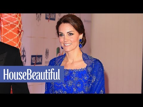 Kate Middleton's Best Looks of All Time | House Beautiful