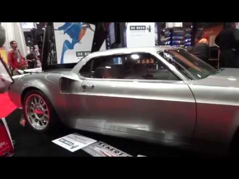Rear Engine 1969 Ford Mustang | 1 of a kind