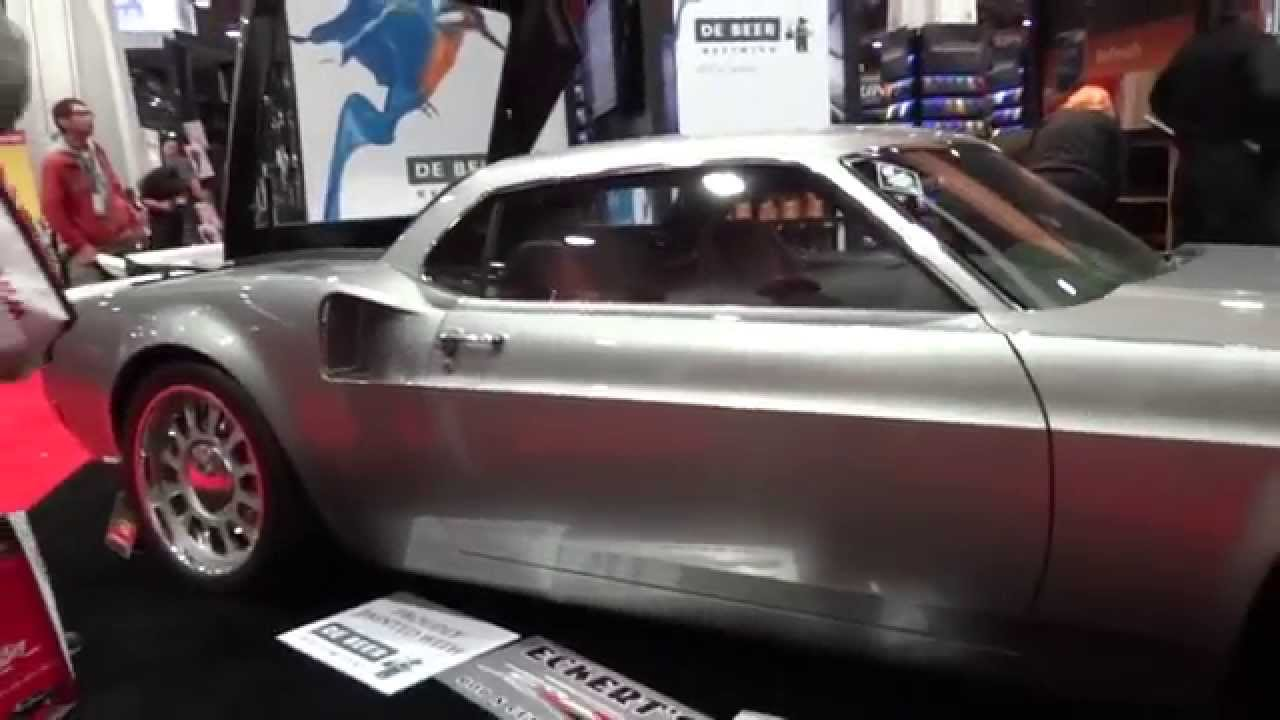 Mustang Boss 1969 >> Rear Engine 1969 Ford Mustang   1 of a kind - YouTube