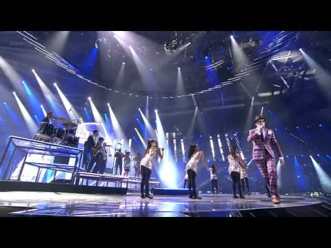 Jan Delay - Oh Jonny & Klar (HD) LIVE @ Eurovision Songcontest