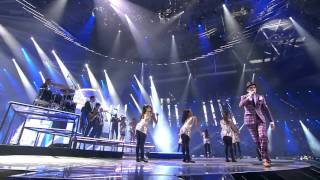 Jan Delay - Oh Jonny & Klar (HD) LIVE @ Eurovision Songcontest