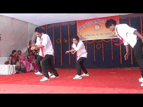 Avi Dance K N C  Korba
