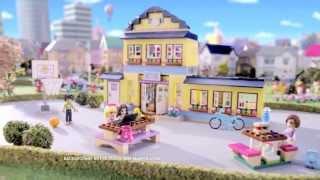 Lego Friends #41005 Heartlake High 心湖城學校