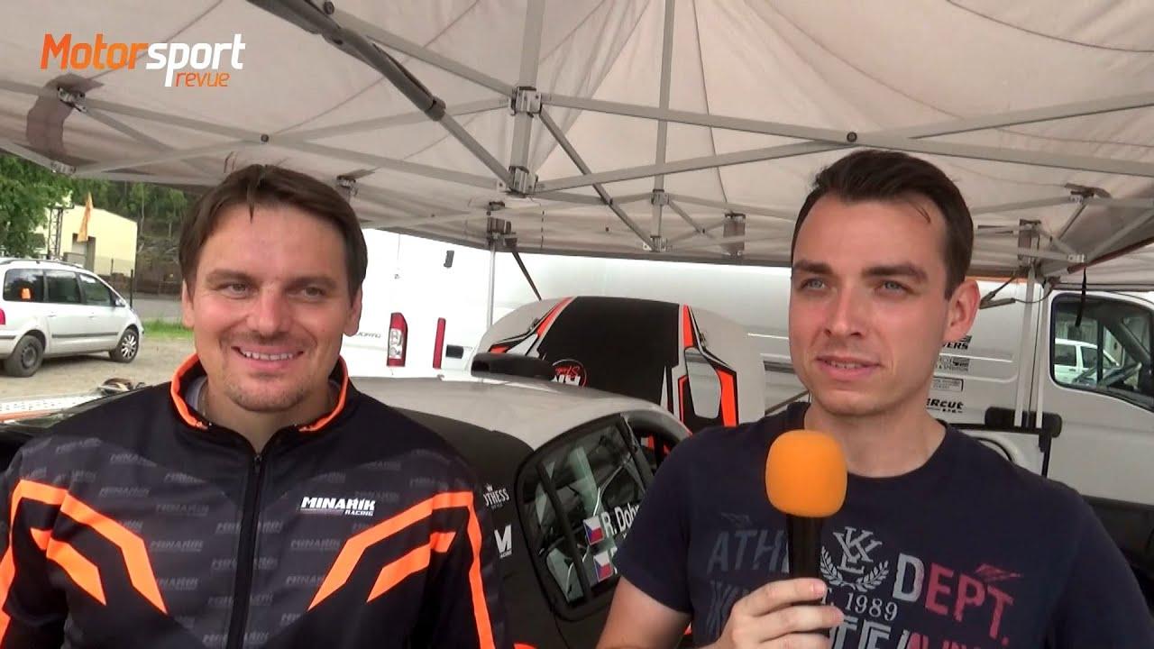 Peugeot Rally Cup CZ: Q&A k novému Peugeotu 208 Rally 4 (Minařík + Dohnal)