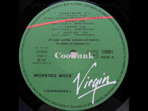Working Week - Surrender  (1987)