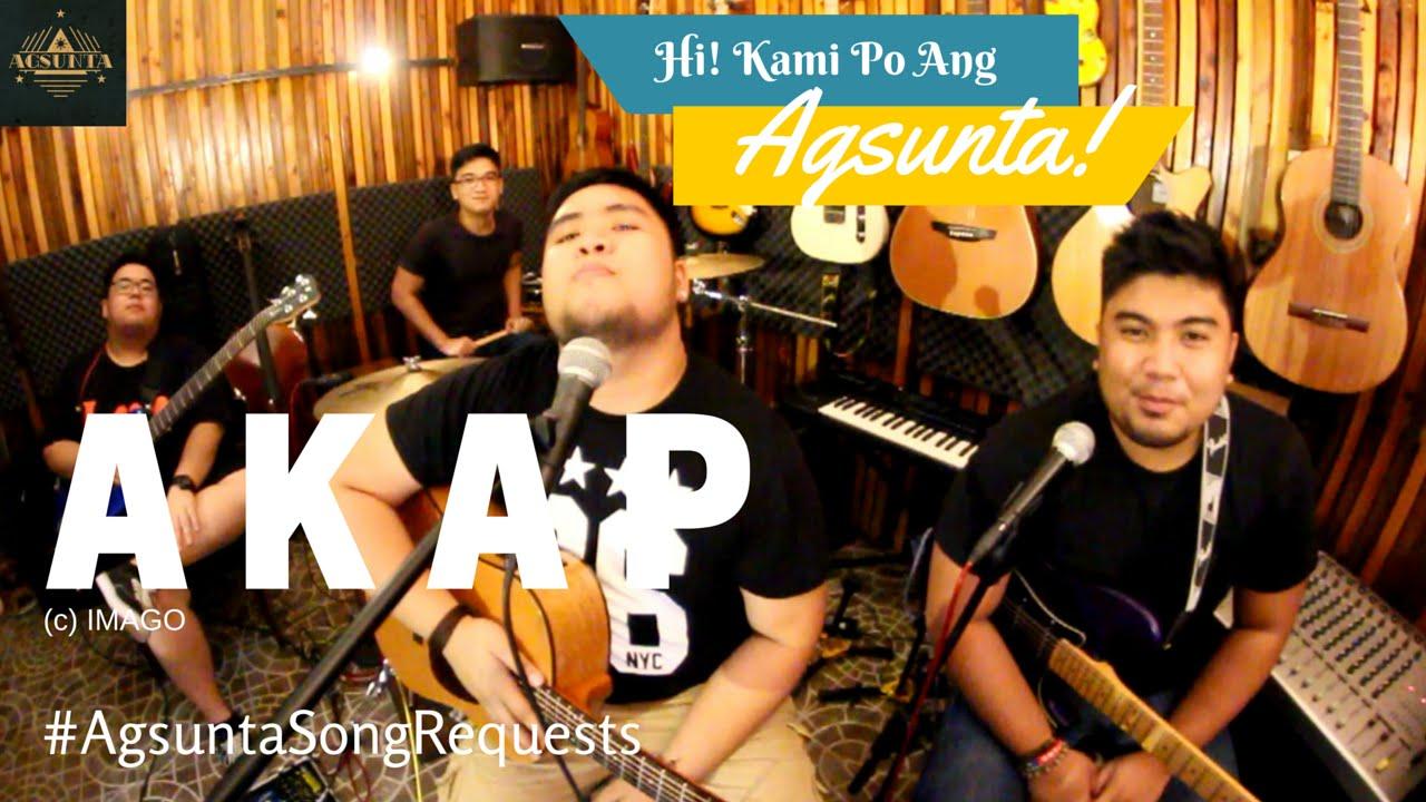 Akap C Imago Agsuntasongrequests Chords Chordify