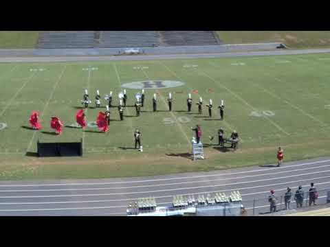 2018 Mud Creek Marching Festival: Shoals Christian School Band