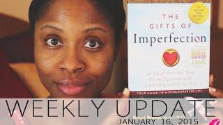 Crochet Wig, Squatty Potty & Anhedonia • @Glamazini WEEKLY UPDATE #116