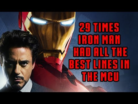 29 Times Iron Man Had All The Best Lines In The MCU