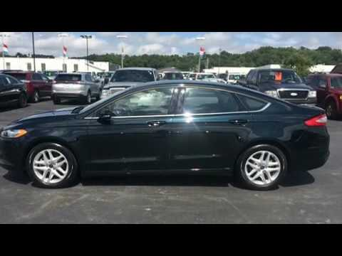 2014 ford fusion se in moline il 61265 youtube. Black Bedroom Furniture Sets. Home Design Ideas