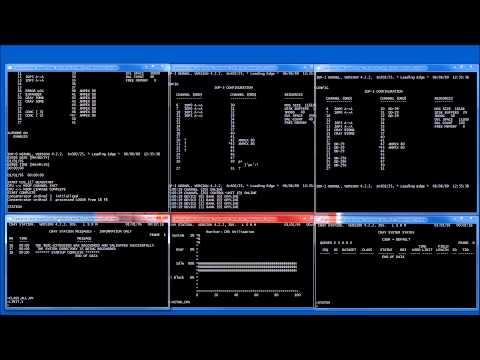 Cray X-MP Interactive Jobs
