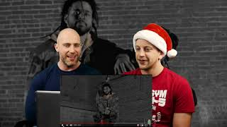 THIS IS AWESOME!! J.I.D - Off Deez ft. J. Cole (Official Video) METALHEAD REACTION TO HIP HOP!!!