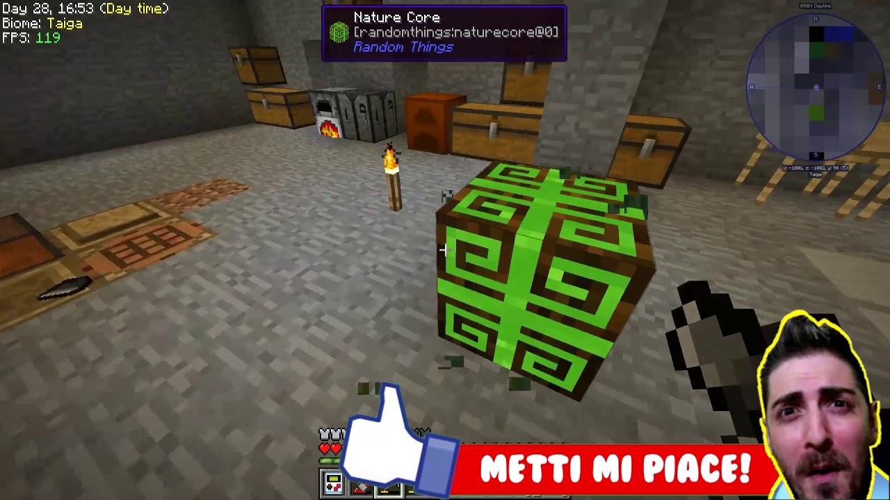 Stoneblock E17 Drawer Controller Minecraft Modpack