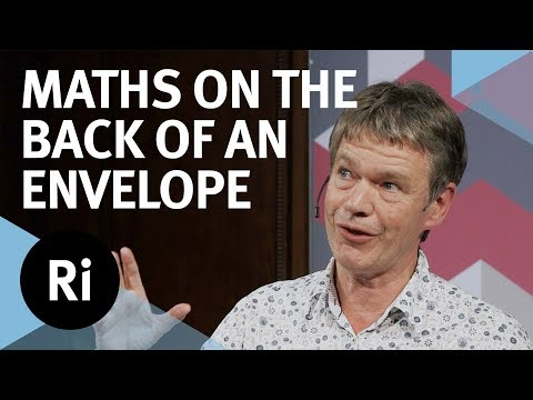 How to Do Maths Without a Calculator - with Rob Eastaway