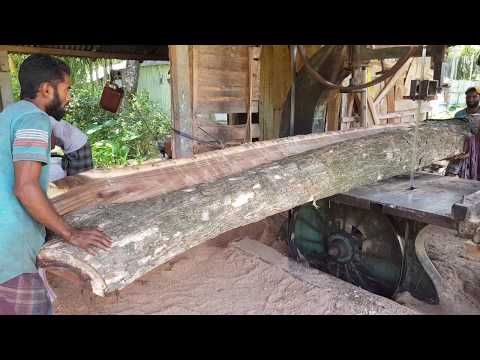 wood-cutting-required-huge-craftsman-hand।tough-to-control-cutting-wood।wood-cutting-difficulties