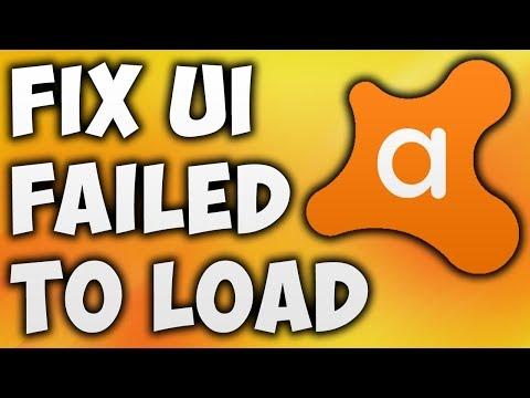 How To Fix Avast UI Failing To Load Error - The Easiest Way To AvastUI Failing To Load