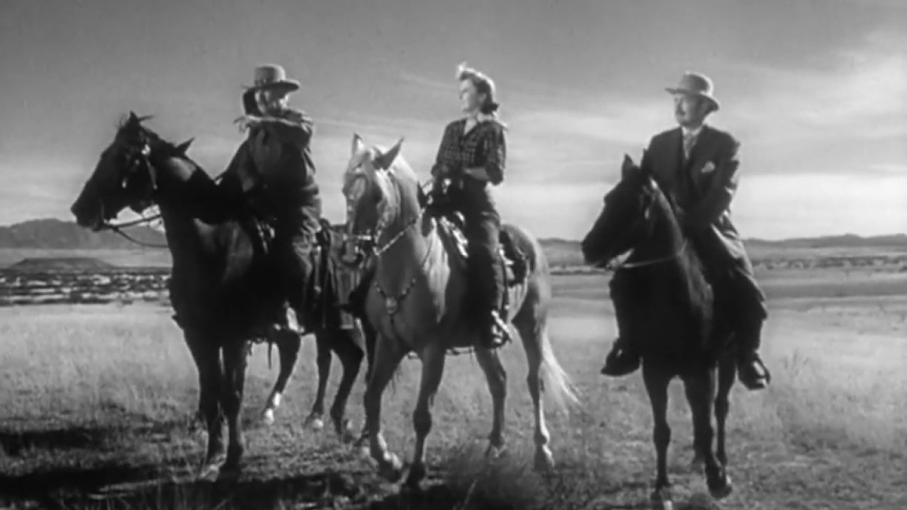 Download The Furies  Western 1950  Barbara Stanwyck, Walter Huston & Wendell Corey