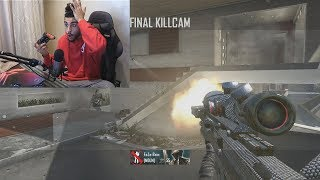 THIS MIGHT BE MY BEST TRICKSHOT ON BLACK OPS 2...