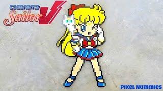 LEGO Sailor V and Artemis Speed Build SAILOR MOON