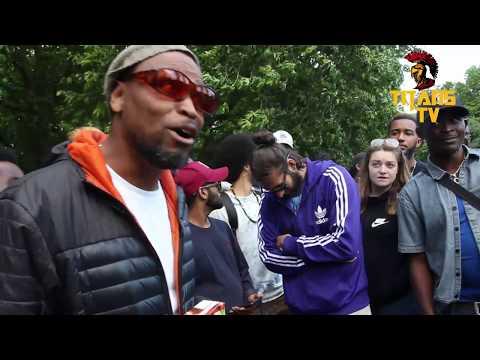Sheikh Danjuma Confronts Ty | You're NOT An Israelite!? | Speakers Corner